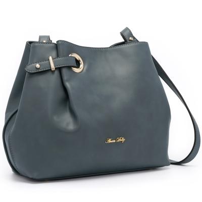 ANNA-DOLLY-甜靜柔霧Delia側肩水桶包