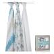 美國-aden-anais新生兒有機棉包巾-小聰明