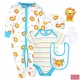 LILY & JACK 英國 藍橘小獅子款6件超值套裝組合 product thumbnail 1