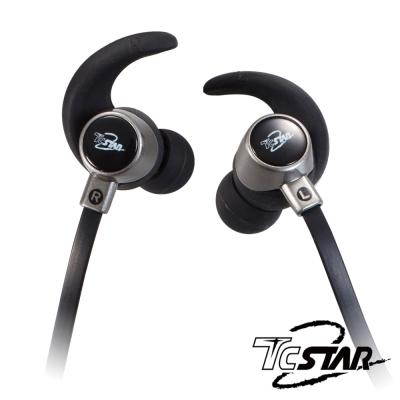 TCSTAR 無線藍牙入耳式耳機麥克風/黑 TCE8100BK