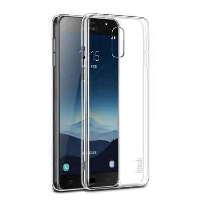 Imak SAMSUNG Galaxy J7+ 羽翼II水晶殼(Pro版)
