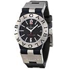 Bvlgari寶格麗 Diagono中性手錶TI38BTAVTD/SLN-38mm