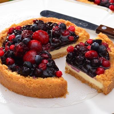 艾波索-莓果樂園乳酪 6 吋