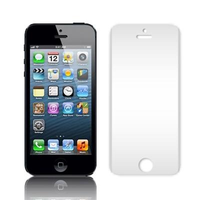 魔力 Apple iPhone5/5S/SE 高透光抗刮螢幕保護貼