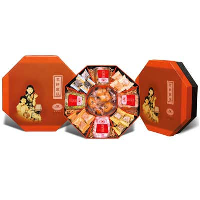 《信裕軒》老餅篋仔禮盒(1390g±5%/盒)