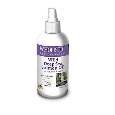 護你姿保健品 野生深海鮭魚油(毛髮健康)貓咪專用4oz 1入