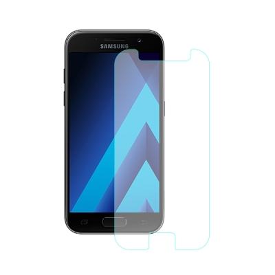 【SHOWHAN】Samsung A7(2017) 9H鋼化玻璃貼疏水疏油高清抗...