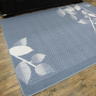 范登伯格 - 紛飛 日本進口地毯 - 藍 (中款-160x230cm)