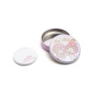 Sanrio 美樂蒂40週年快樂紀念日系列迷你圓形便條紙附罐(美樂蒂&PIANO)