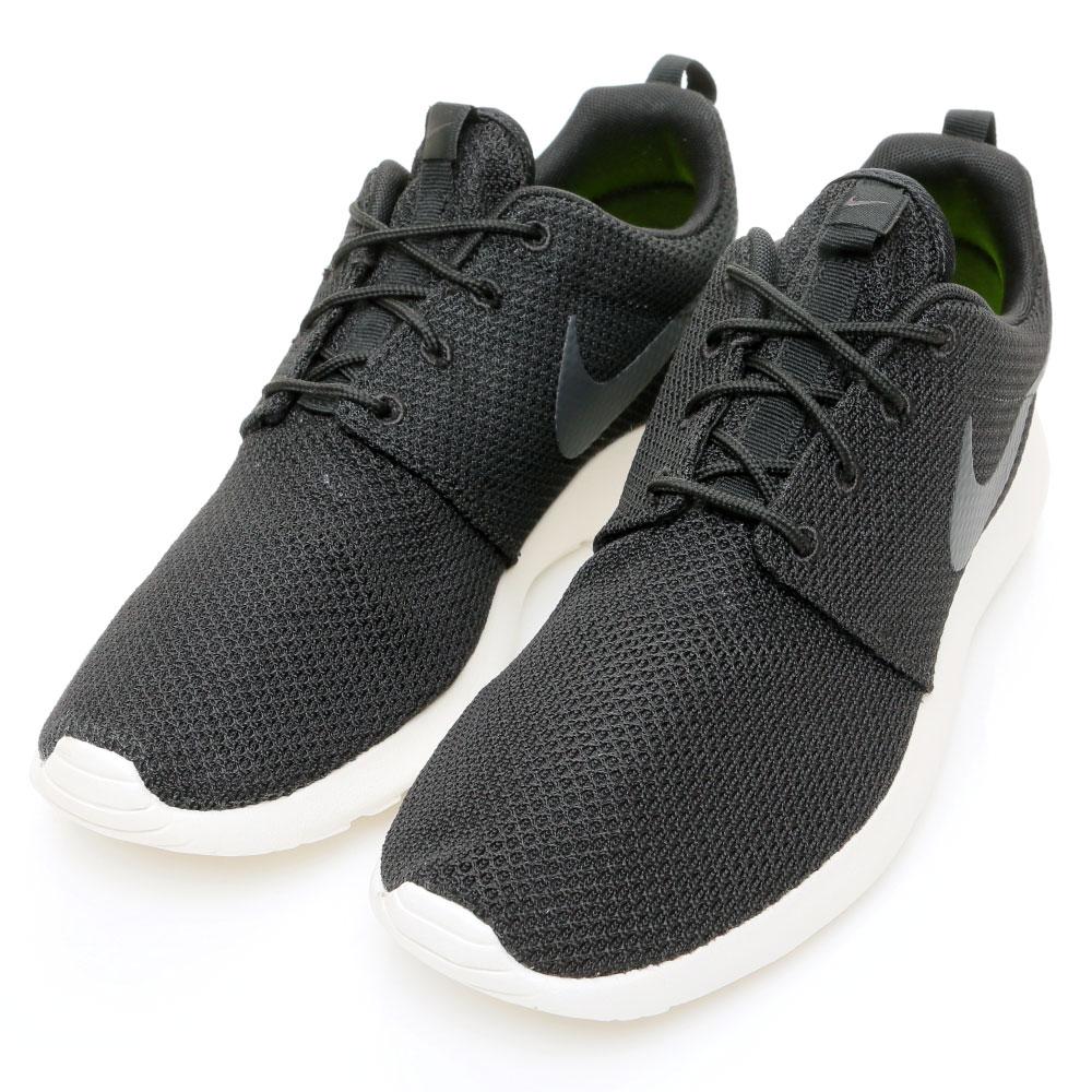NIKE-男慢跑鞋511881010-黑
