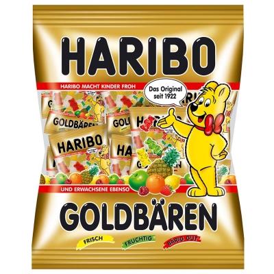 (活動)HARIBO哈瑞寶 水果Q軟糖分享包(250g)