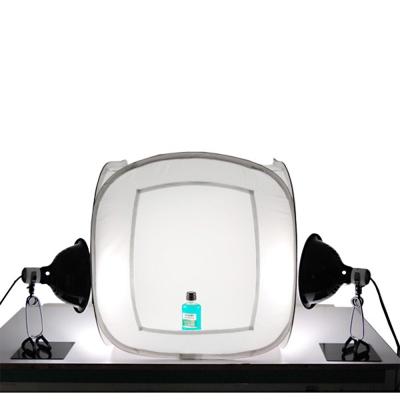 digiXtudio專業30W省電白光50公分攝影棚套組