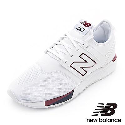 New Balanc 274復古鞋MRL247TR-D中性白色