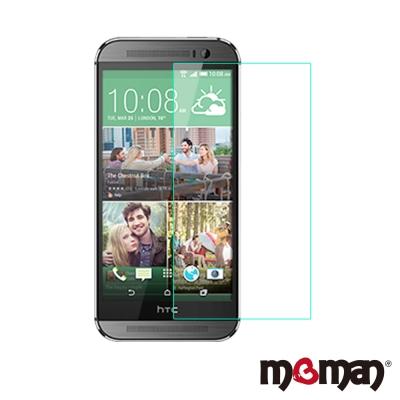 Mgman HTC M8 0.3mm 9H玻璃保護貼