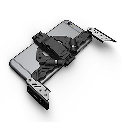 CRAB第二代折疊便攜遊戲手柄支架  黑色