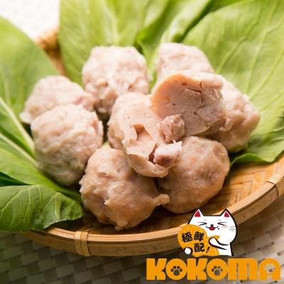 《極鮮配》芋角鮮肉丸(200g±10%/包),10入組