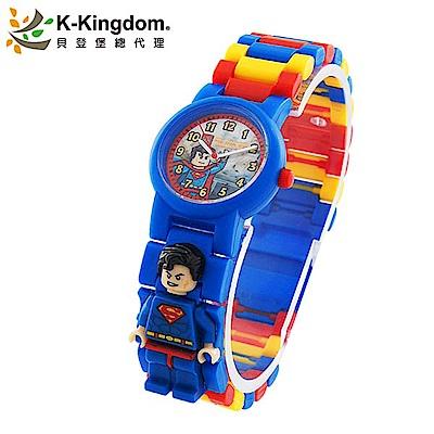 LEGO 樂高手錶  超級英雄系列 超人 8020257