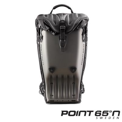 POINT 65 N Boblbee GTX 25L 馳聘無界旗鑑硬殼包 (霧面灰)