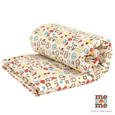 以色列mezoome有機棉被毯-四季被 加大款