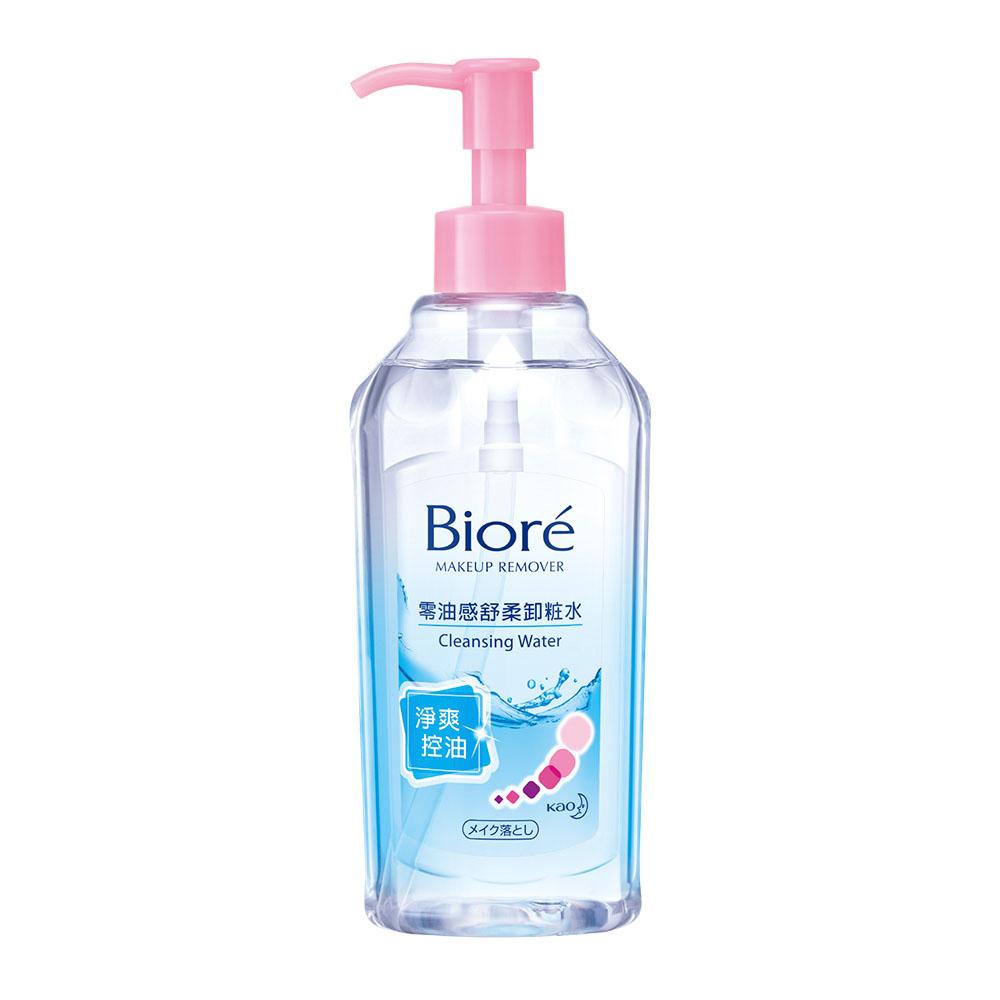 Biore 零油感舒柔卸妝水 淨爽控油型300ml