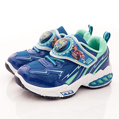 炫風騎士童鞋-LED電燈運動鞋款-84616藍(中小童段)HN