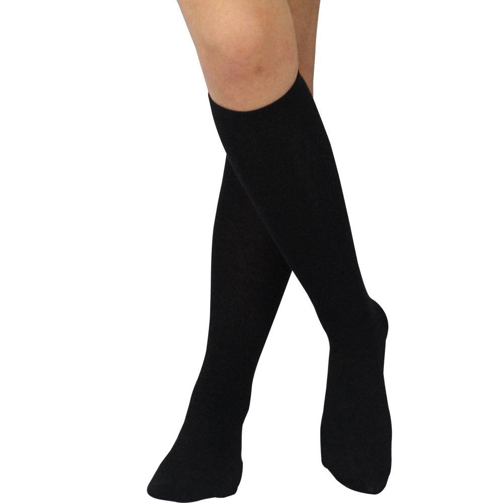賽凡絲 MIT經典不敗膝下襪十二雙(二色)