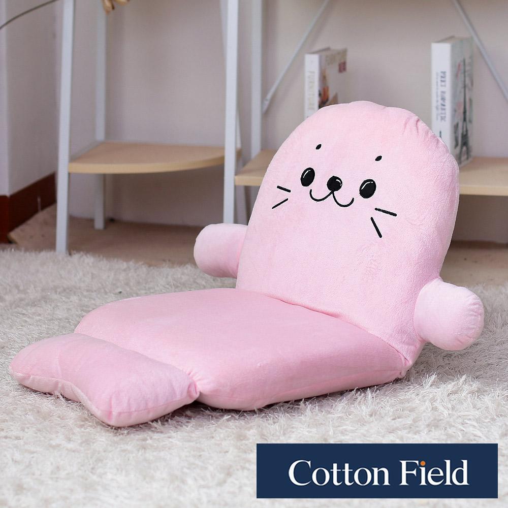 棉花田 凱蒂 多段式折疊和室椅-粉色