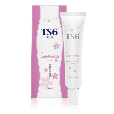 TS6護一生 粉嫩淡色凝膠30g