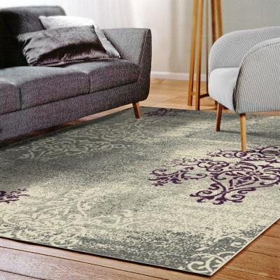 范登伯格 - 艾薇兒 多變視覺地毯 - 絲花 (160 x 230cm)