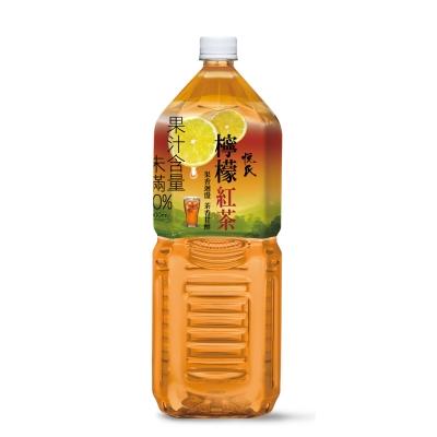 悅氏 檸檬紅茶(2000mlx8入)