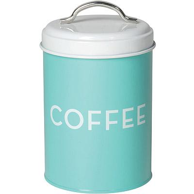 NOW 咖啡豆收納罐(藍)