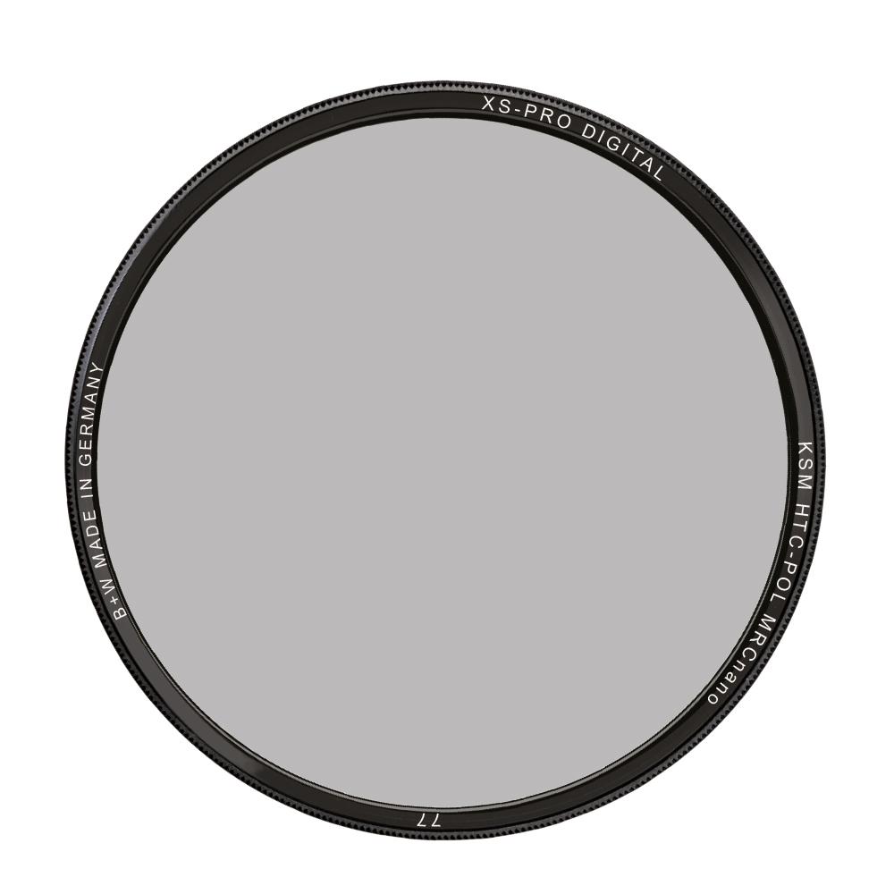 B+W XS-Pro KSM 72mm HTC-PL  高透光凱氏環形偏光鏡
