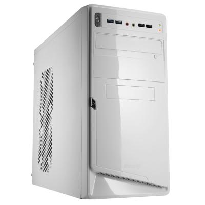 松聖 西施柚 M-ATX(2)大(3)小電腦機殼(白)
