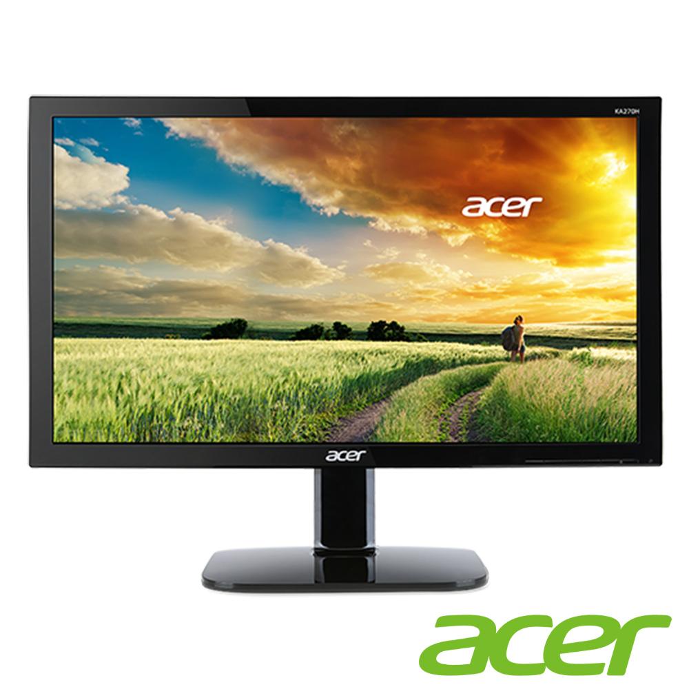 acer KA240HQ 24型 護眼電腦螢幕