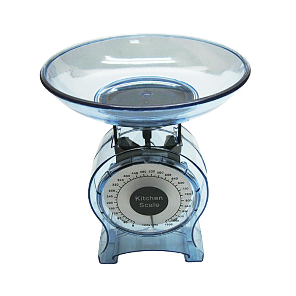 1公斤家庭用廚房料理圓秤(9645)
