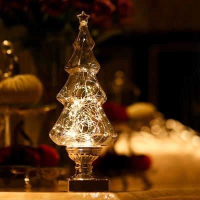 聖誕樹 許願裝飾LED夜燈
