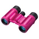 NIKON ACULON W10-8X21防水雙筒望遠鏡-粉(台灣總代理公司貨保固)