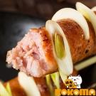 極鮮配 飛魚卵香腸 (300g±10%/1包5入)-4包