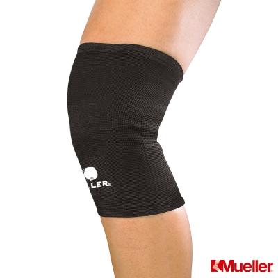 MUELLER慕樂 彈性膝關節護具 黑色(MUA5525)