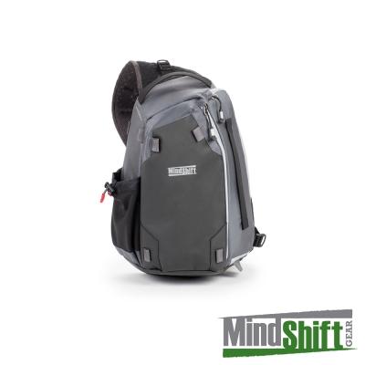 MindShiftGear曼德士-PhotoCross10橫渡者斜肩背包(灰M)MS420