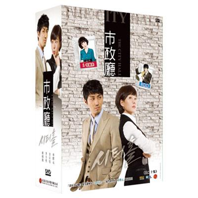 市政廳 DVD