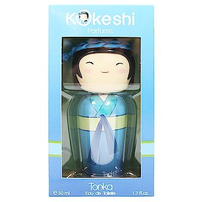(即期品)Kokeshi Tonka元氣娃娃中性淡香水50ml