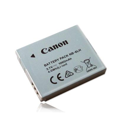 Canon NB-6L / NB-6LH 適用相機電池(平輸_密封包裝)