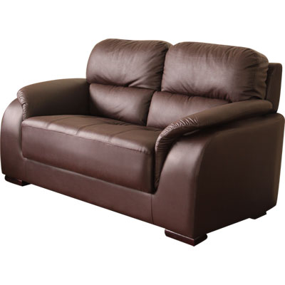 【TAISH】Boss經典雙人座獨立筒皮沙發