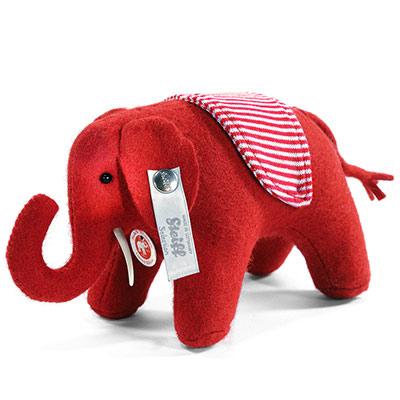 STEIFF德國金耳釦泰迪熊 -  Elephant (14cm)