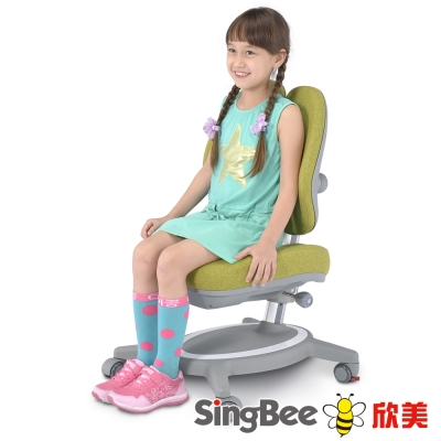 SingBee欣美 132雙背椅(素面)-46x42x58cm