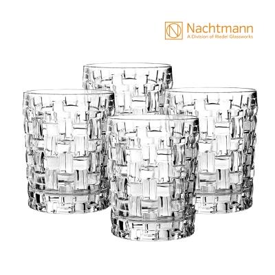 Nachtmann 巴莎諾瓦威士忌杯(4入)-Bossa Nova