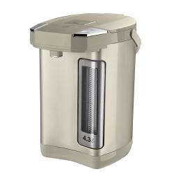 晶工牌4.3L電動給水熱水瓶 JK-8643