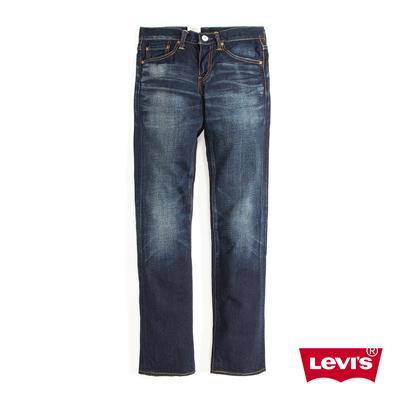 511-日本製修身窄管丹寧牛仔褲-Levis