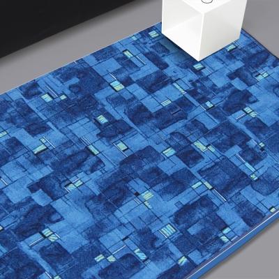 范登伯格 - 朝暘 朝暘 進口地毯-星辰 (藍) (小款-100x150cm)